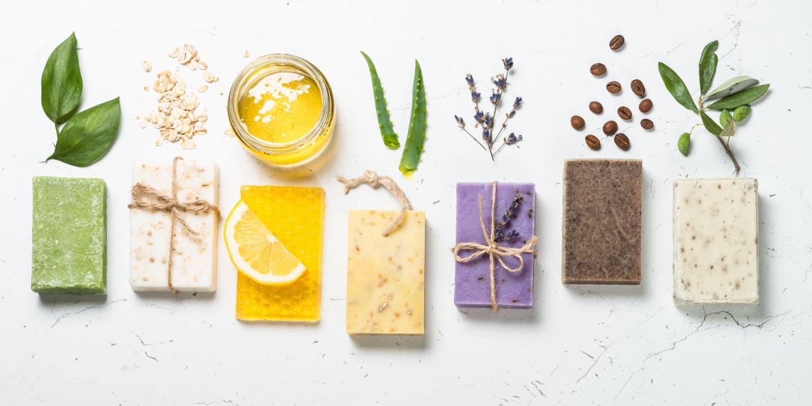 Como fazer sabonete com ervas naturais?