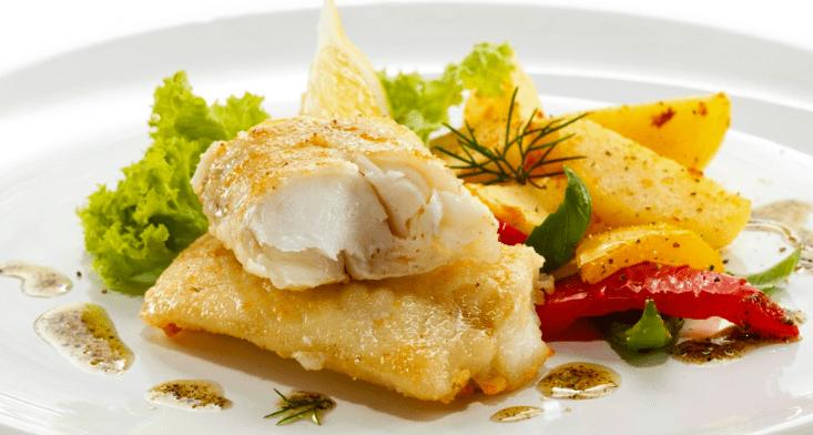 Receita de pescada à parmegiana