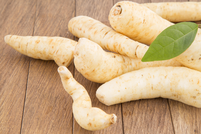 NutriAção: Benefícios da mandioquinha
